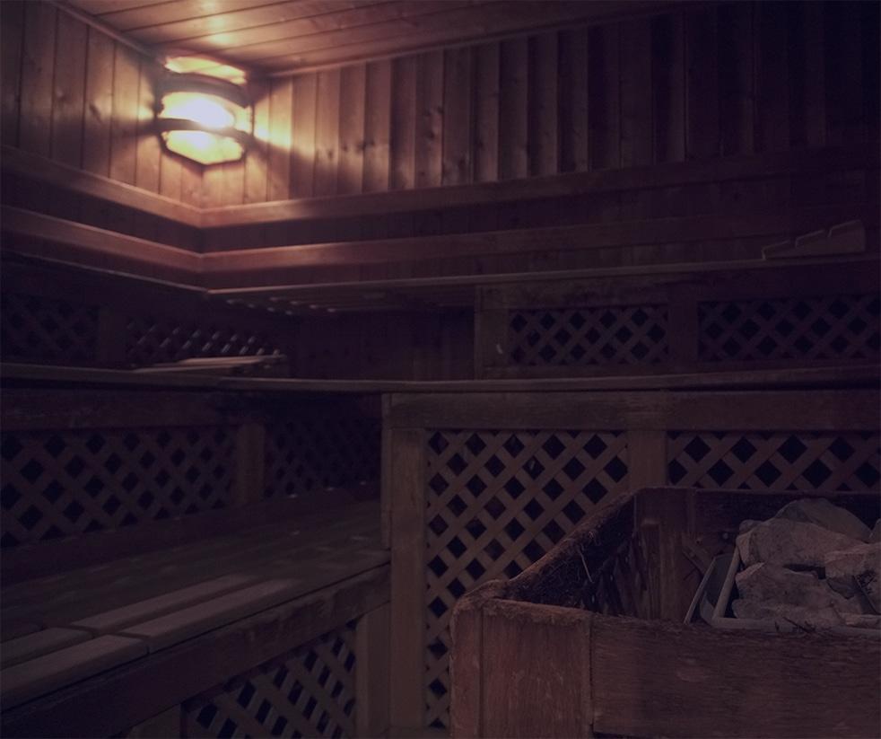 sauna palestra legnano